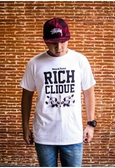 Mount Scout Rich Clique T-shirt