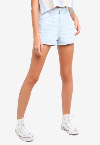 Supre blue Maui Pocket Shorts F8BE7AAC4AEE5DGS_1