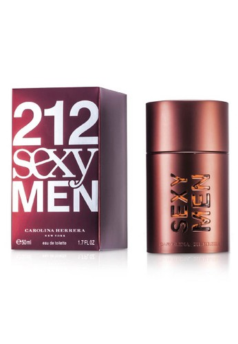 Carolina Herrera CAROLINA HERRERA - 212 Sexy Men Eau De Toilette Spray 50ml/1.7oz FF4A7BE8339629GS_1