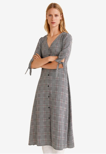 Mango multi Midi Printed Dress 60B59AA5FACFC1GS_1
