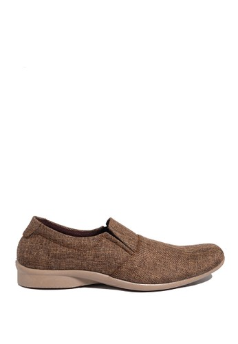 Dr. Kevin brown Dr. Kevin Men Casual Shoes Slip On 13286 - Brown DR982SH0US0GID_1