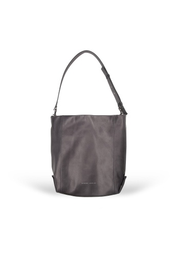Samuel Ashley grey Zoe Shopper Bag - Storm Grey 098F4AC258240DGS_1