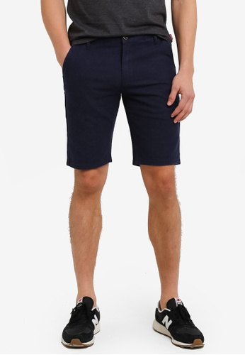 High Cultured navy Casual Shorts HI002AA0S1VJMY_1