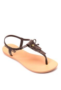 Charm III Sand Fem Slippers