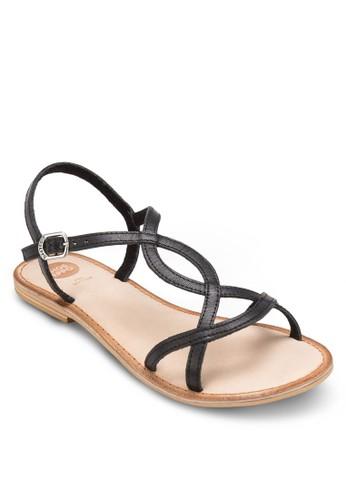 Silva esprit香港門市造型帶涼鞋, 女鞋, 涼鞋