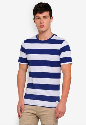 Only & Sons blue Dontell SS Tee 5D801AAF57C662GS_1