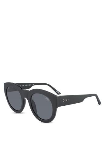 Quay Australia black If Only Sunglasses 76898GL9D618BFGS_1