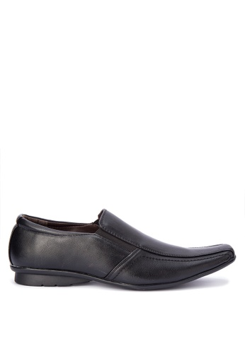 H2Ocean black Garland Shoes H2527SH0K3DWPH_1