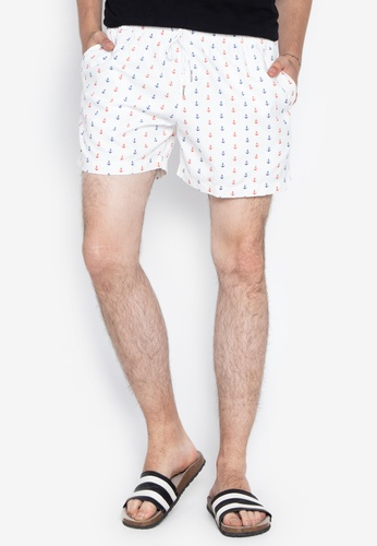 Emissus white Admiralty Shorts 200AAUS2C9A312GS_1