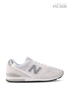 25fc10518e New Balance grey and multi 996 Lifestyle Shoes 8EDC3SH90764E7GS_1