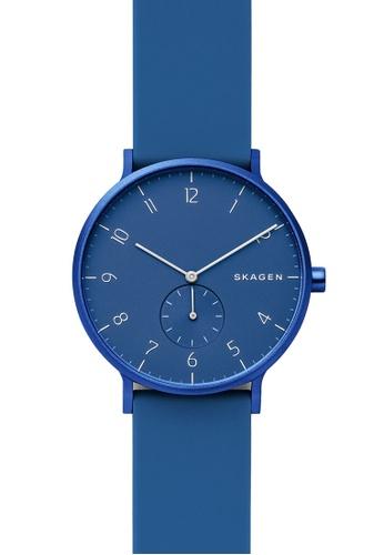 Skagen blue Aaren Kulor Watch SKW6508 91422AC7247AACGS_1