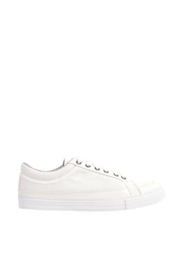 World Balance white Reedley Sneakers 2177FSHA073BFAGS_1