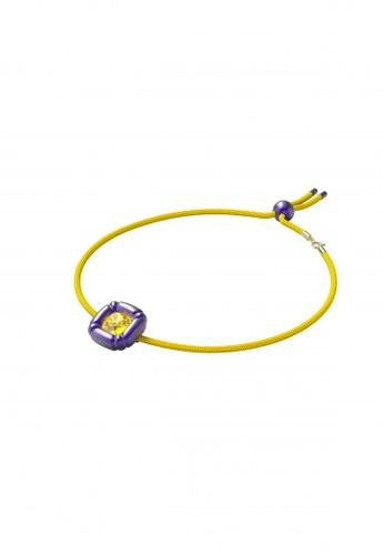 Swarovski purple Dulcis Necklace 090E0ACA316E4DGS_1