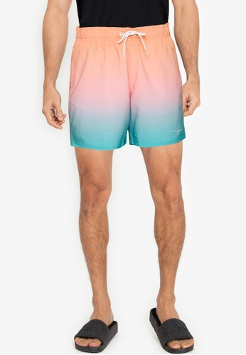 Hollister multi Ombre Guard Shorts 756B5USE760948GS_1