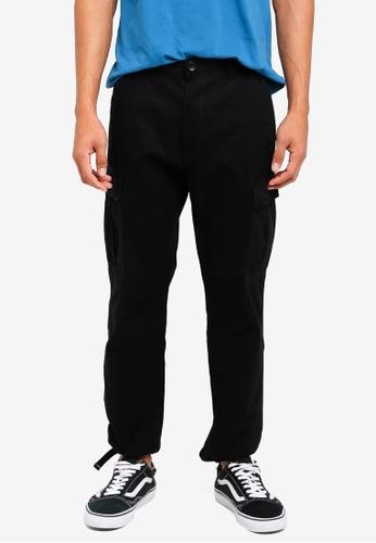SPARROW GREEN black Denzel Climber's Pants E0F4CAA8F466DCGS_1