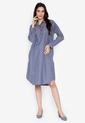 c3e2bd2e123d6 Shop Amelia Maternity Dress - Shirtdress Online on ZALORA Philippines