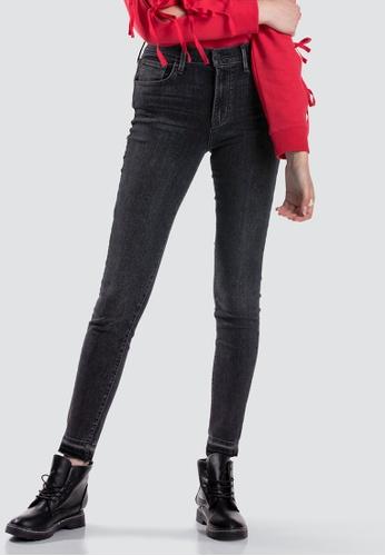 5dce4d0d7b8 Levi s black Levi s 720 High Rise Super Skinny Jeans Women 52797-0027  88940AAD81E011GS 1