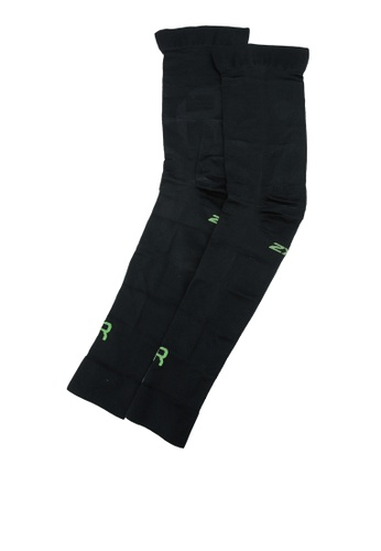 2XU 黑色 Recovery Flex Leg Sleeves 87BBFAC129557BGS_1