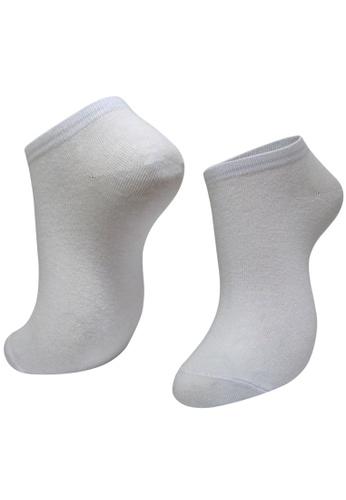 Darlington white 3 in 1 Casual Socks DA516AA23OPGPH_1