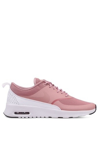 Nike pink Womens Nike Air Max Thea Shoes 0AB78SH5707A9AGS1