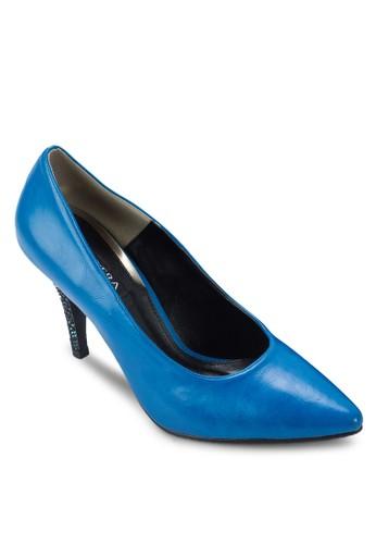Mexi 尖頭高跟鞋, 女鞋, 厚底esprit地址高跟鞋