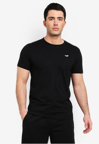 1217ca79 Buy Hollister Icon Variety Crew Neck T-Shirt Online | ZALORA Malaysia