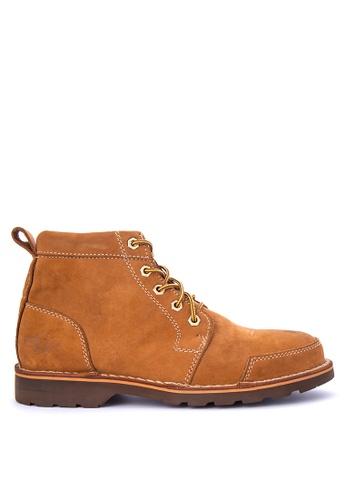 Caterpillar brown BCAT-01 Boots CA367SH0IS6DPH_1