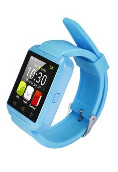 Modoex M8 Bluetooth Smartwatch (Blue)