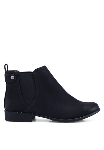 Call It Spring black Forteau Ankle Boots 4CC20SH067A2B8GS_1