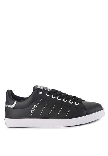 Ardiles black Kyusu Sepatu Sneakers 2EEC2SHCCF0E2AGS_1