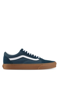 VANS blue Old Skool Sneakers VA142SH0SWT2MY_1