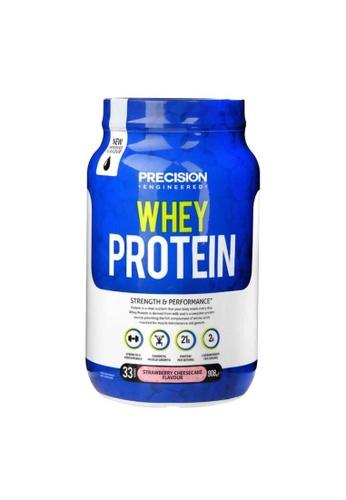 Holland & Barrett Precision Engineered Whey Protein Strawberry Cheesecake 908g C55F9ES5879227GS_1