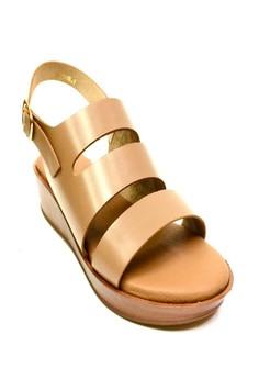 Rachel Leather Sandals