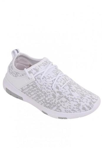 World Balance grey Syndrome Men's Sneakers 465D8SHAE1A8ADGS_1