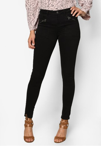 New Cargo 拉鍊口袋牛仔褲, 服飾,esprit台灣outlet 牛仔褲