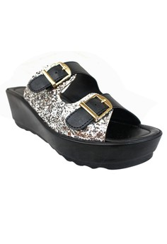 Floche Wedge Sandals 231