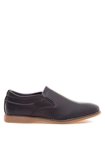 Preview navy Men's Formal Shoes PR211SH66WZTPH_1