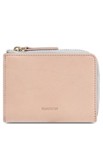 Rawrow pink Zip 182 Wallet C5925AC66251C5GS_1