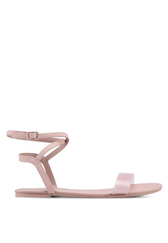 Call It Spring pink Umayn Sandals 5A103SH6536010GS_1