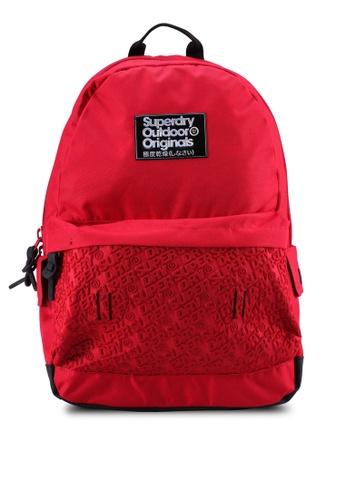 Superdry red Neoprene Mirror Montana 958B7ACEF44B6CGS_1
