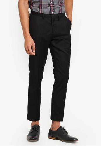 Electro Denim Lab black Slim Pants 6478AAA1AAF70EGS_1