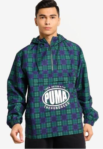Puma Select multi Puma x The Hundreds Windbreaker 843B7AAF953565GS_1