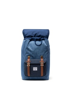 9c9887c3d70 20% OFF Herschel Herschel Little America M Backpack Faded Denim/Indigo  Denim - 17L RM 439.00 NOW RM 351.20 Sizes One Size
