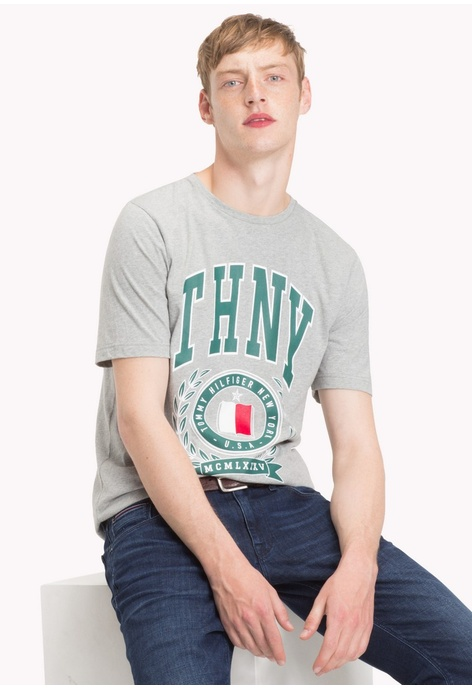 625c8785 Buy Tommy Hilfiger Men T-Shirts Online | ZALORA Malaysia