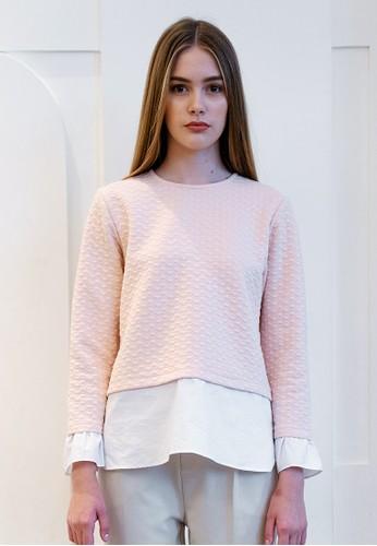 MILLE pink Tania Top Salem B43B8AA931A9FFGS_1