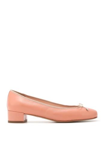 RABEANCO 粉紅色 RABEANCO DANI 中跟便鞋 - 粉紅色 392E6SH8972D57GS_1