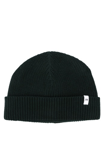 Selected Homme green Rossi Knit Beanie B46B0ACC25CE3FGS_1