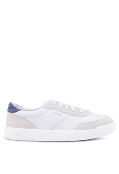 e6062b0b2d4 Keds. Match Point Leather Suede Sneakers