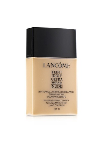 Lancome LANCOME - Teint Idole Ultra Wear Nude Foundation SPF19 - # 02 Lys Rose 40ml/1.3oz 0ED4BBE0F1697DGS_1