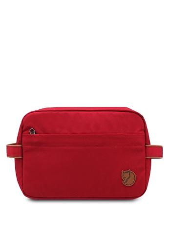Fjallraven Kanken red Travel Toiletry Bag FJ382AC0SX9KMY_1